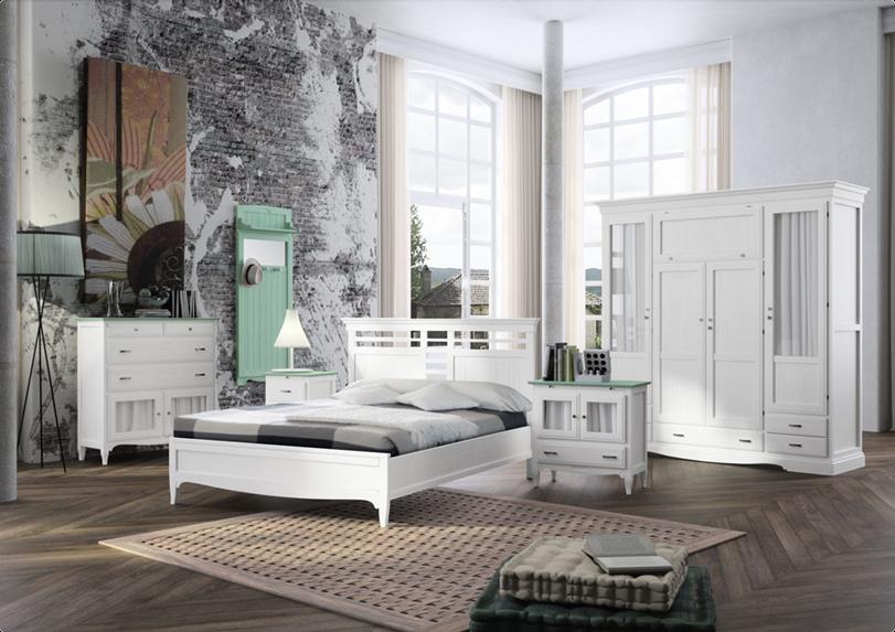 Dormitorios for Dormitorios verde agua