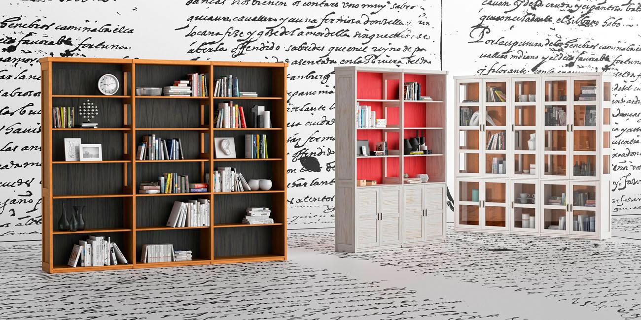 Librerías Estanterías 01C-2
