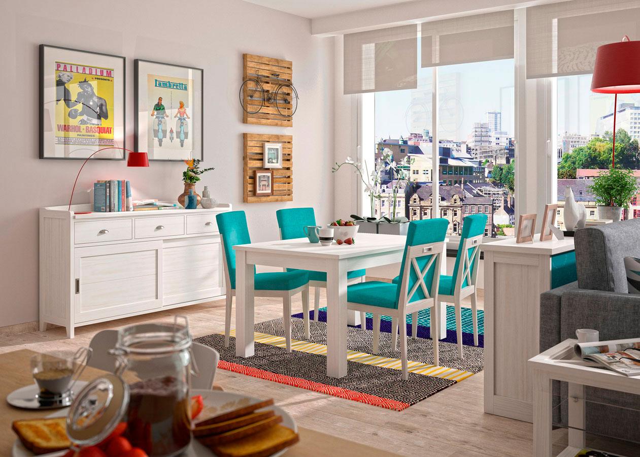 Verona 21c 2 muebles gruposeys muebles de comedor for Muebles verona